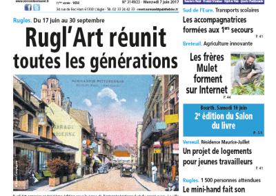 RUGLART-Réveil Normand-7-06-2017